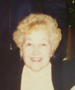 Cremation Funeral Care - Thelma Cargnello